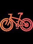 Le vélo VTT